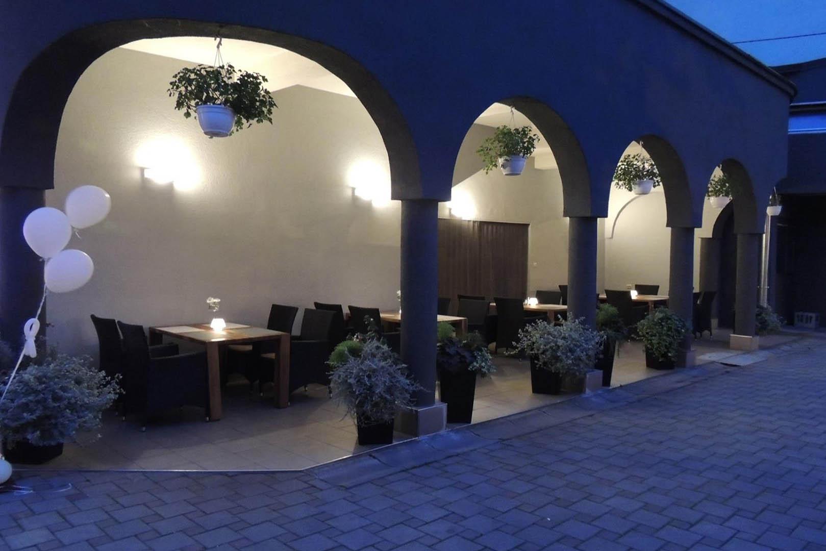 Mali raj - Restoran 7