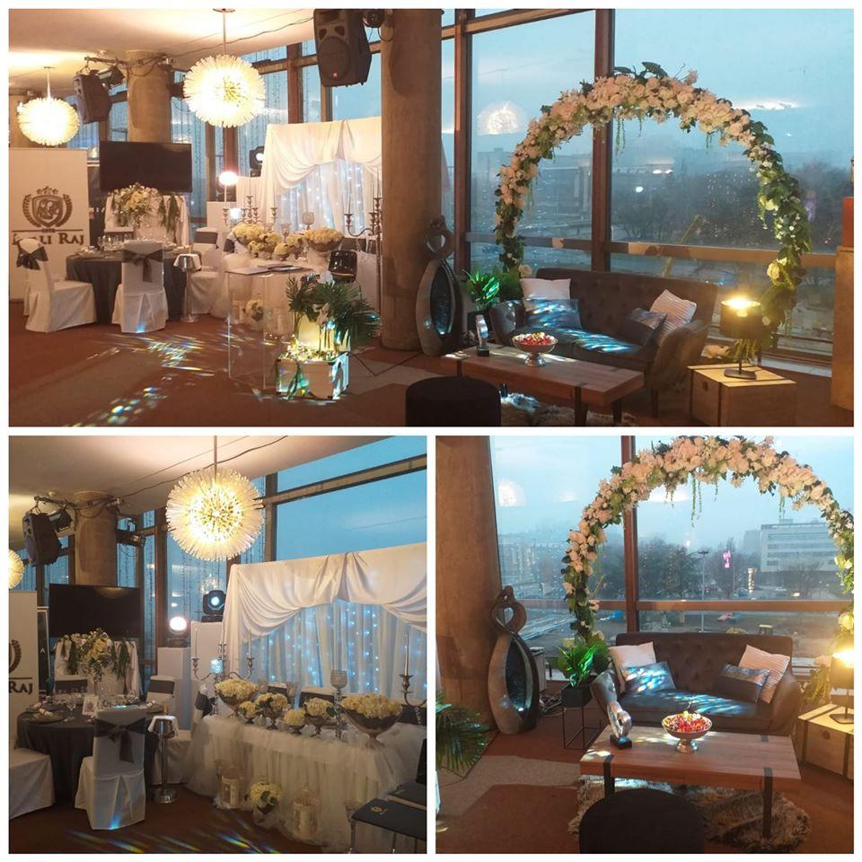 Mali Raj na sajmu vjenčanja u Lisinskom